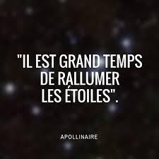 Citation Guillaume Apollinaire